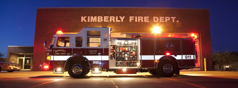 Kimberly, WI: Kimberly Fire Department