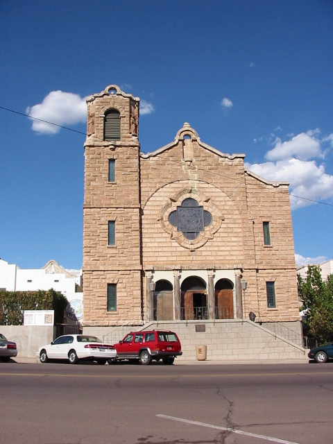Globe, AZ: Church
