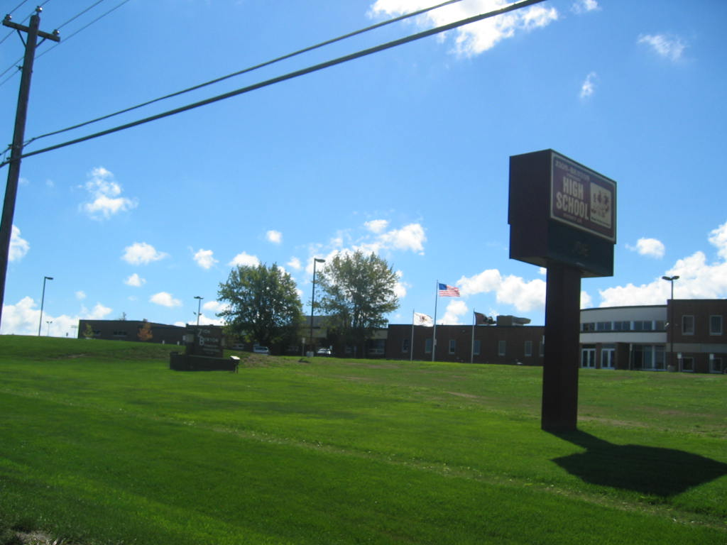 Zion, IL : Zion Benton High School