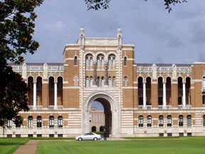 Houston, TX : Rice University, Houstin, TX