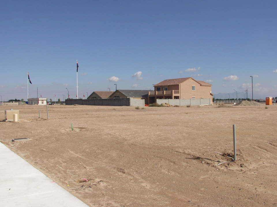 Buckeye Az New Housing Development Forrest Grove Lane