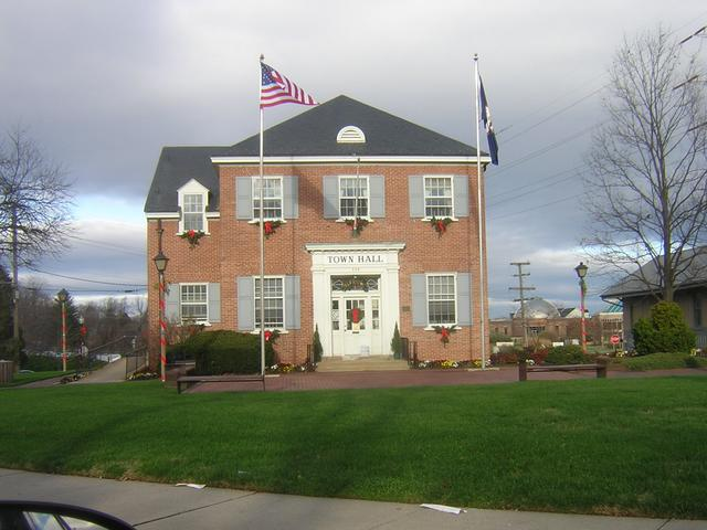 Herndon, VA : The Original Herndon Town Hall