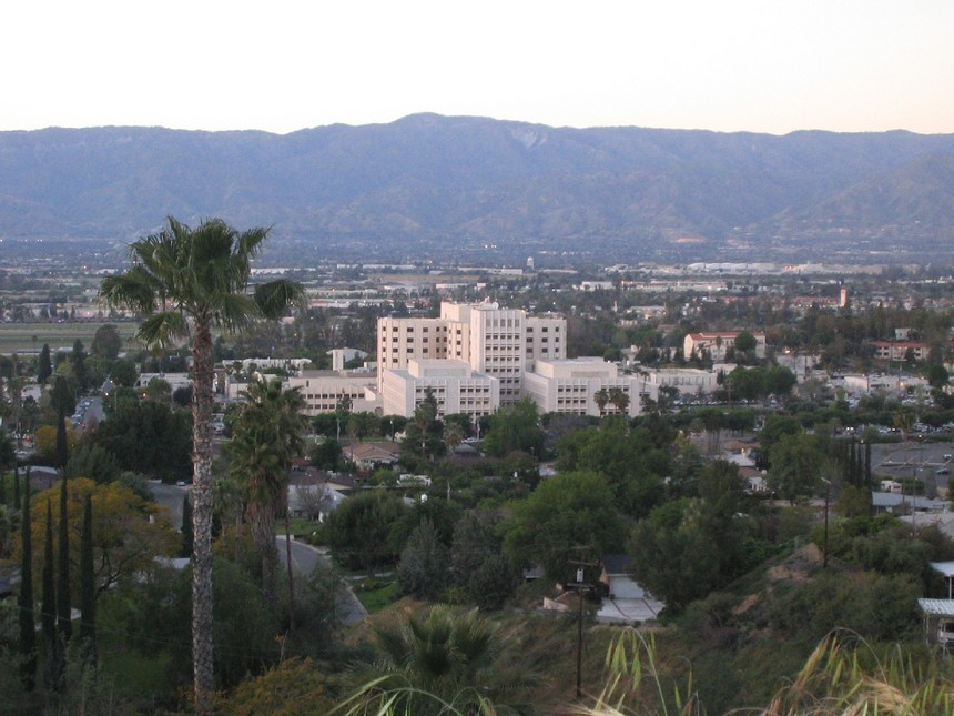 Loma Linda, CA : Loma Linda Medical Center