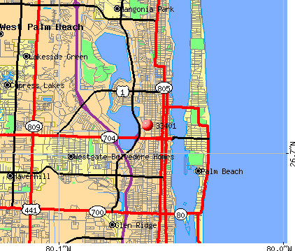 Map Of West Palm Beach Florida.33401 Zip Code West Palm Beach Florida Profile Homes