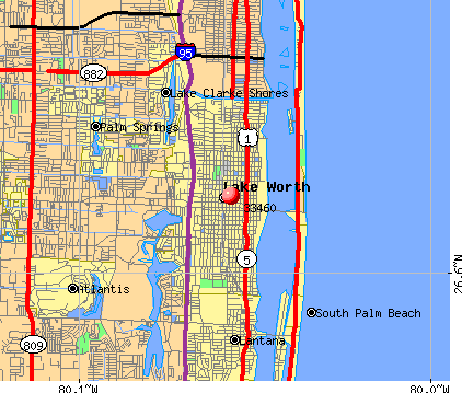 33460 Zip Code Lake Worth Florida Profile  Homes