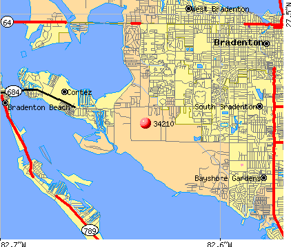 Bradenton Beach Fl Zip Code