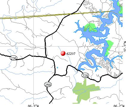 42207 map