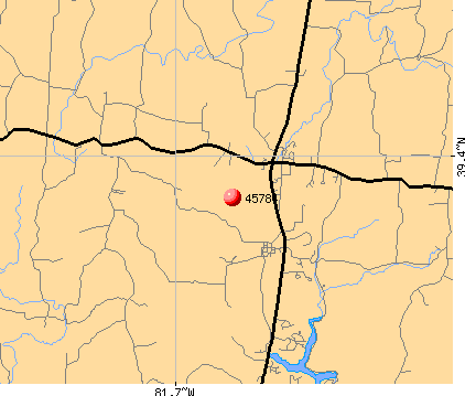 45784 map
