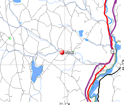 05821 map