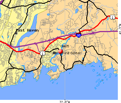 06405 map