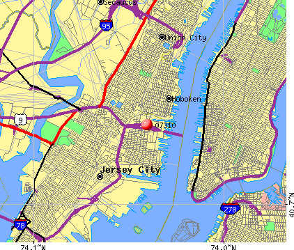 07310 map
