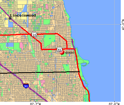 60640 Zip Code (Chicago, Illinois) Profile - homes, apartments ... on