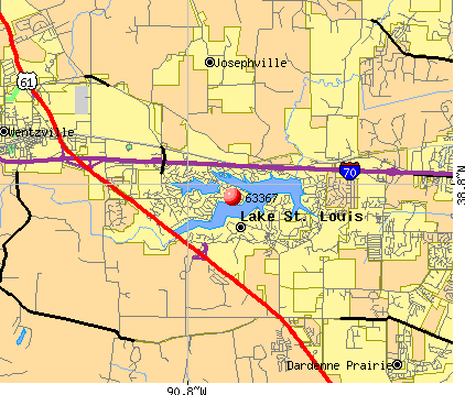 63367 Zip Code (Lake St. Louis, Missouri) Profile - homes ...