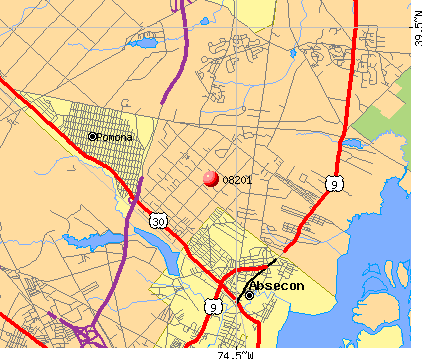 08201 map