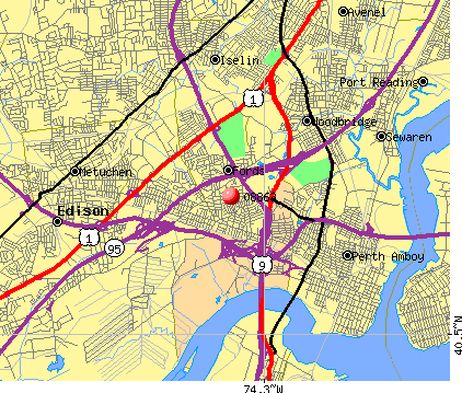 08863 map