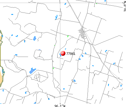77861 map