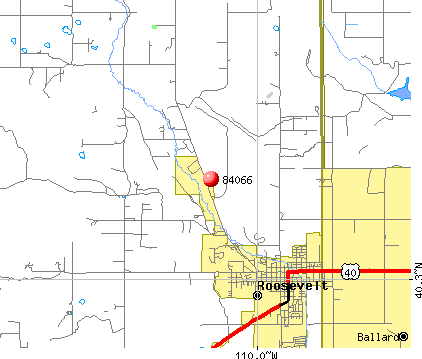 Ballard, UT (84066) map