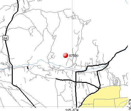 87580 map