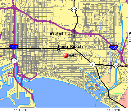 90804 Zip Code Map.90804 Zip Code Long Beach California Profile Homes Apartments