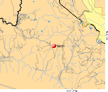 94020 map