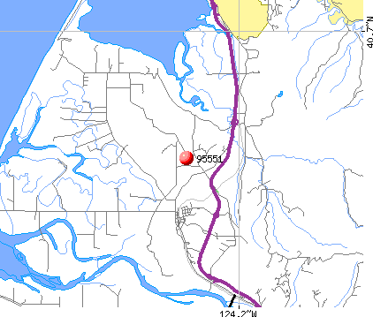95551 map