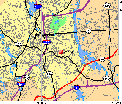 01604 map