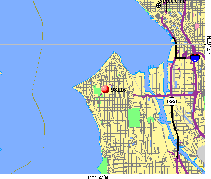 98116 Zip Code (Seattle, Washington) Profile - homes, apartments ...