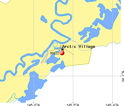 99722 Zip Code Arctic Village Alaska Profile  Homes