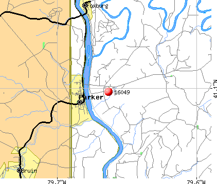 Cherry Valley, PA (16049) map