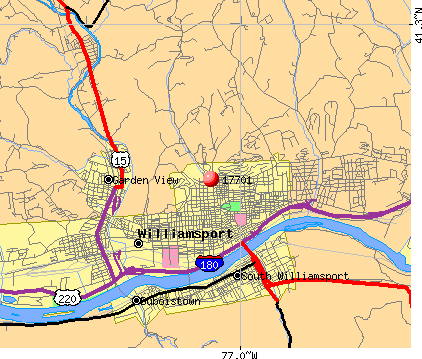 zip code williamsport pennsylvania profile homes