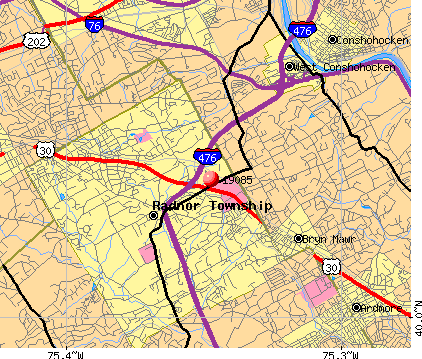 19085 map