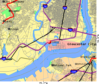 19112 map