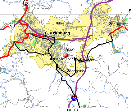 26302 map