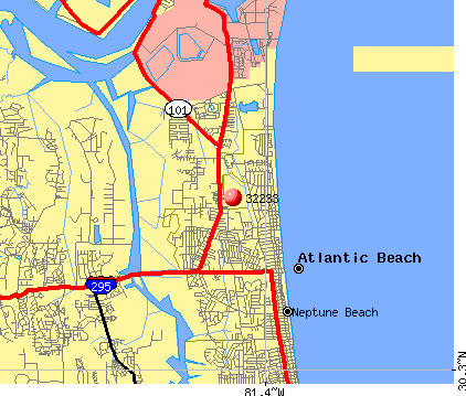 Atlantic Beach Jacksonville Fl Zip Code