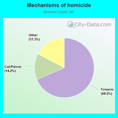 Mechanisms of homicide