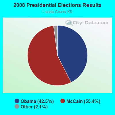2008 Presidential Elections Results