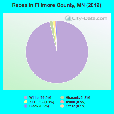 Fillmore County races chart