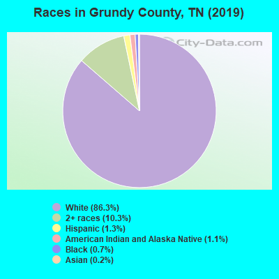 Grundy County races chart
