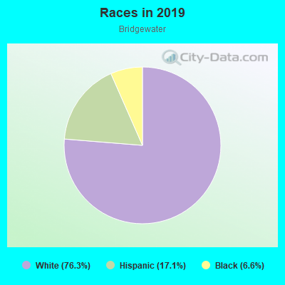 Races in Bridgewater in Canton neighborhood in GA