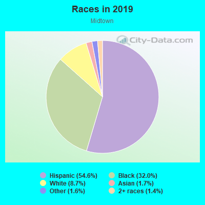 Races in Midtown in Saint Petersburg neighborhood in FL