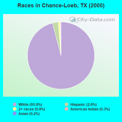 Races in Chance-Loeb, TX (2000)