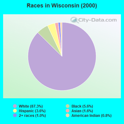 Races in Wisconsin (2000)