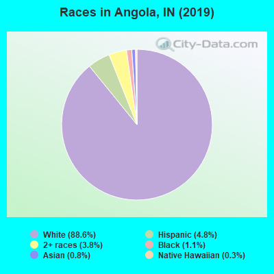 Races in Angola, IN (2010)