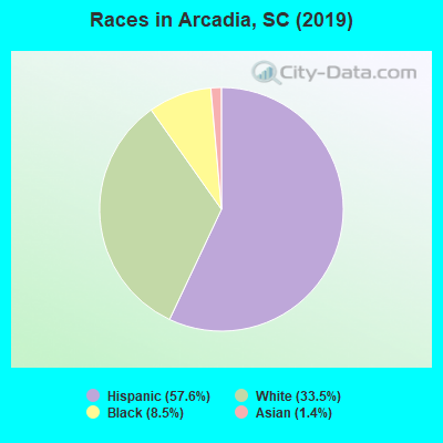Races in Arcadia, SC (2019)