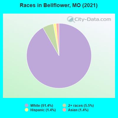 Bellflower, Missouri (MO 63333) profile: population, maps