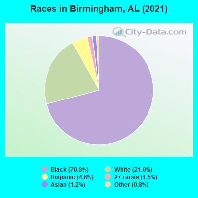 Birmingham, Alabama (AL) profile: population, maps, real