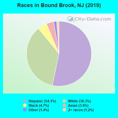 Races in Bound Brook, NJ (2010)