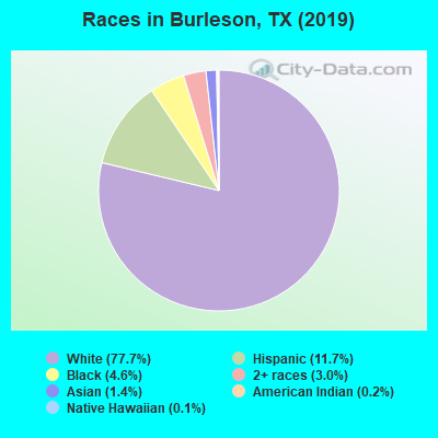 Races in Burleson, TX (2019)