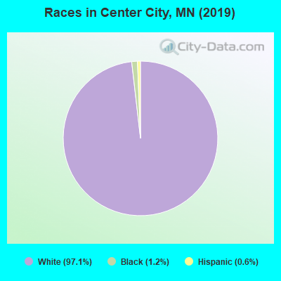 Races in Center City, MN (2010)