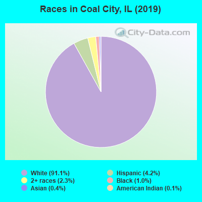 Races in Coal City, IL (2019)